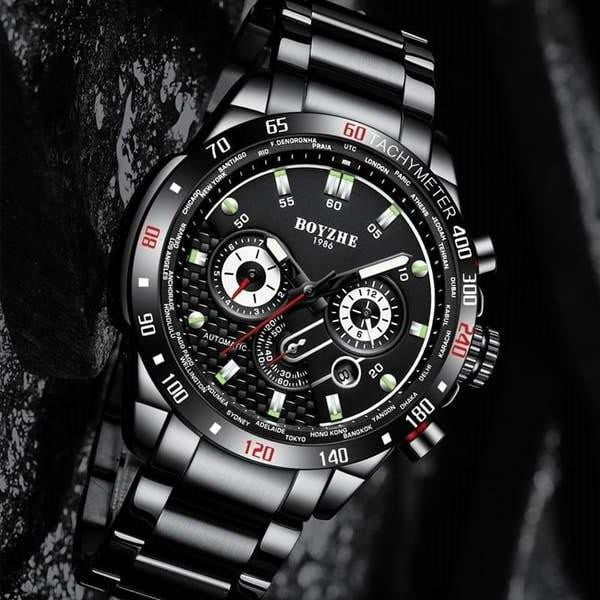 Automatic  Military Watches - TacWatches
