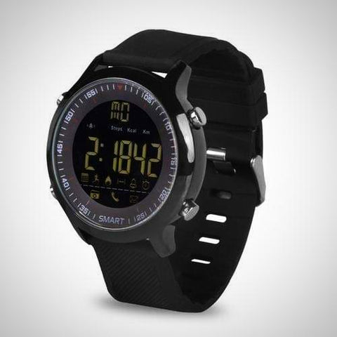Waterproof Watch Pedometer - Watches And Outdoor Gear