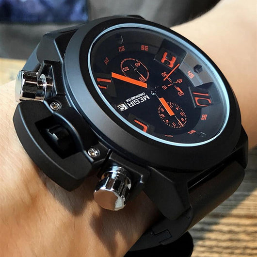 Men's Casual Wear Watch - TacWatches