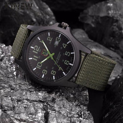 Military Analog Watch