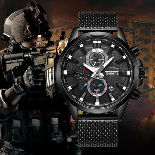 Special Forces Quartz Watches