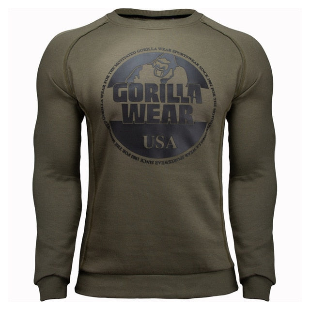 Gym Sweatshirt - Watches And Outdoor Gear