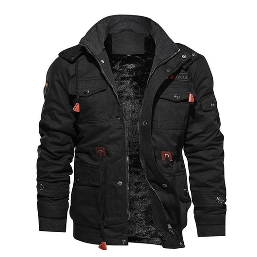 Military Style Jackets