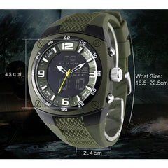 Tactical  Military Watch - Watches And Outdoor Gear
