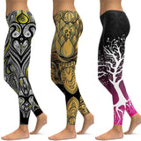 Print Yoga Pants - Watches And Outdoor Gear