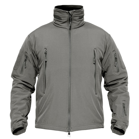 Men's Military Jacket - Watches And Outdoor Gear