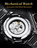Automatic Mechanical Military watch - Smart Military Watches