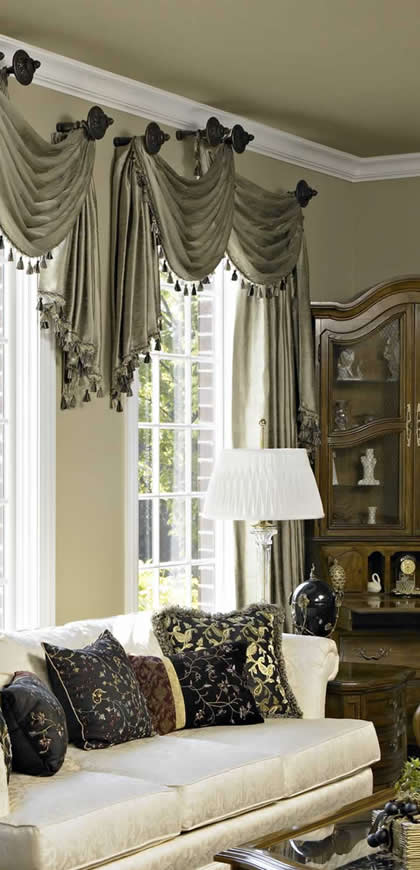 Drapes, Panels, Tier Curtains, Valances, Scarves, Tiebacks, Blinds, Shades, Window Hardware, Custom Blinds, Shades, price, cheap, quality