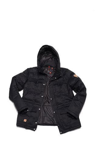 TROOPER JACKET BLACK