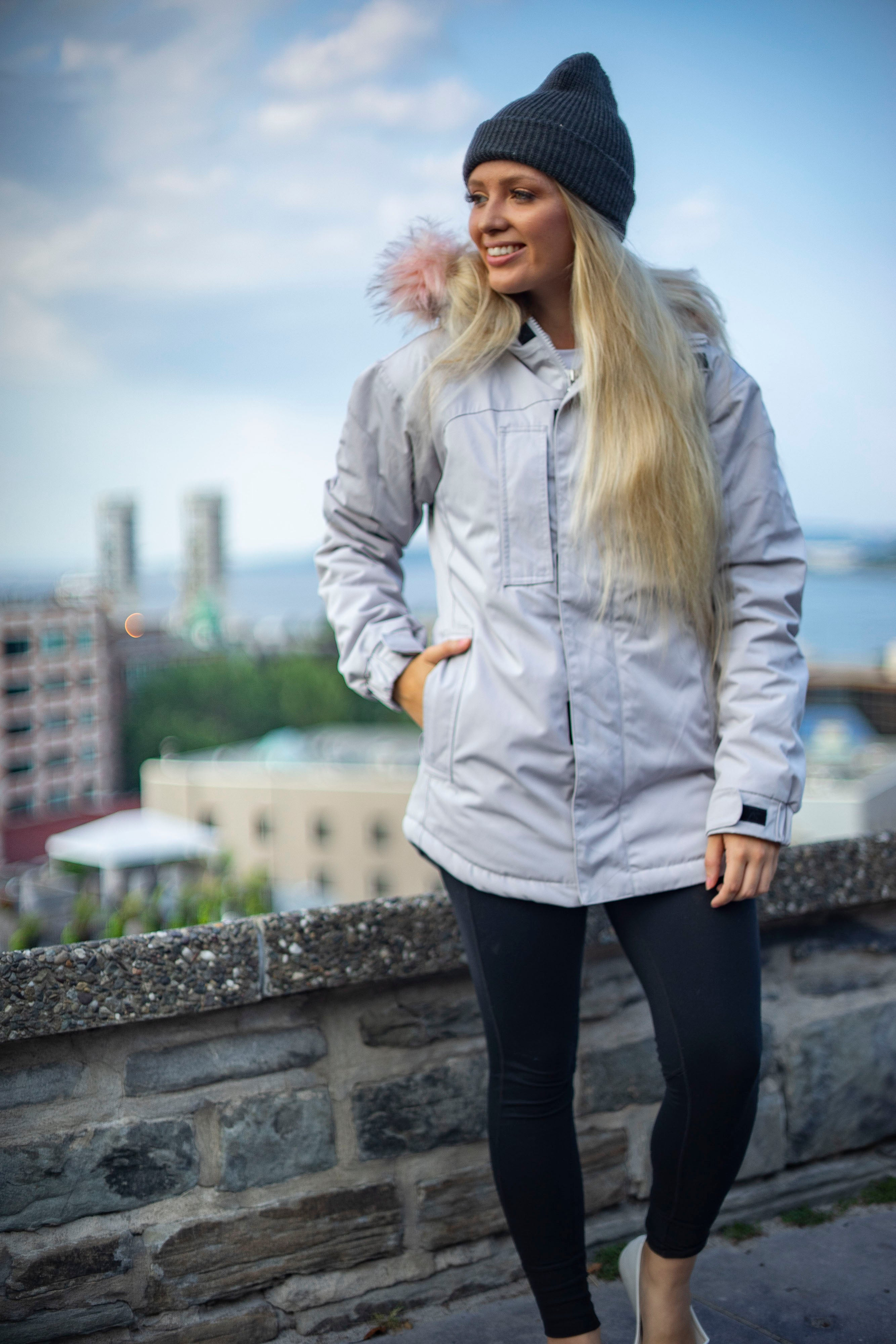 UPNORTH JACKET - SOFT GREY   IF00166, Positive Group, UPNORTH JACKET - SOFT GREY   IF00166