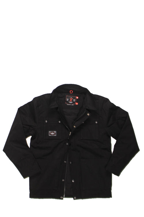 Positive Group, JAYDUB JACKET - JET BLACK