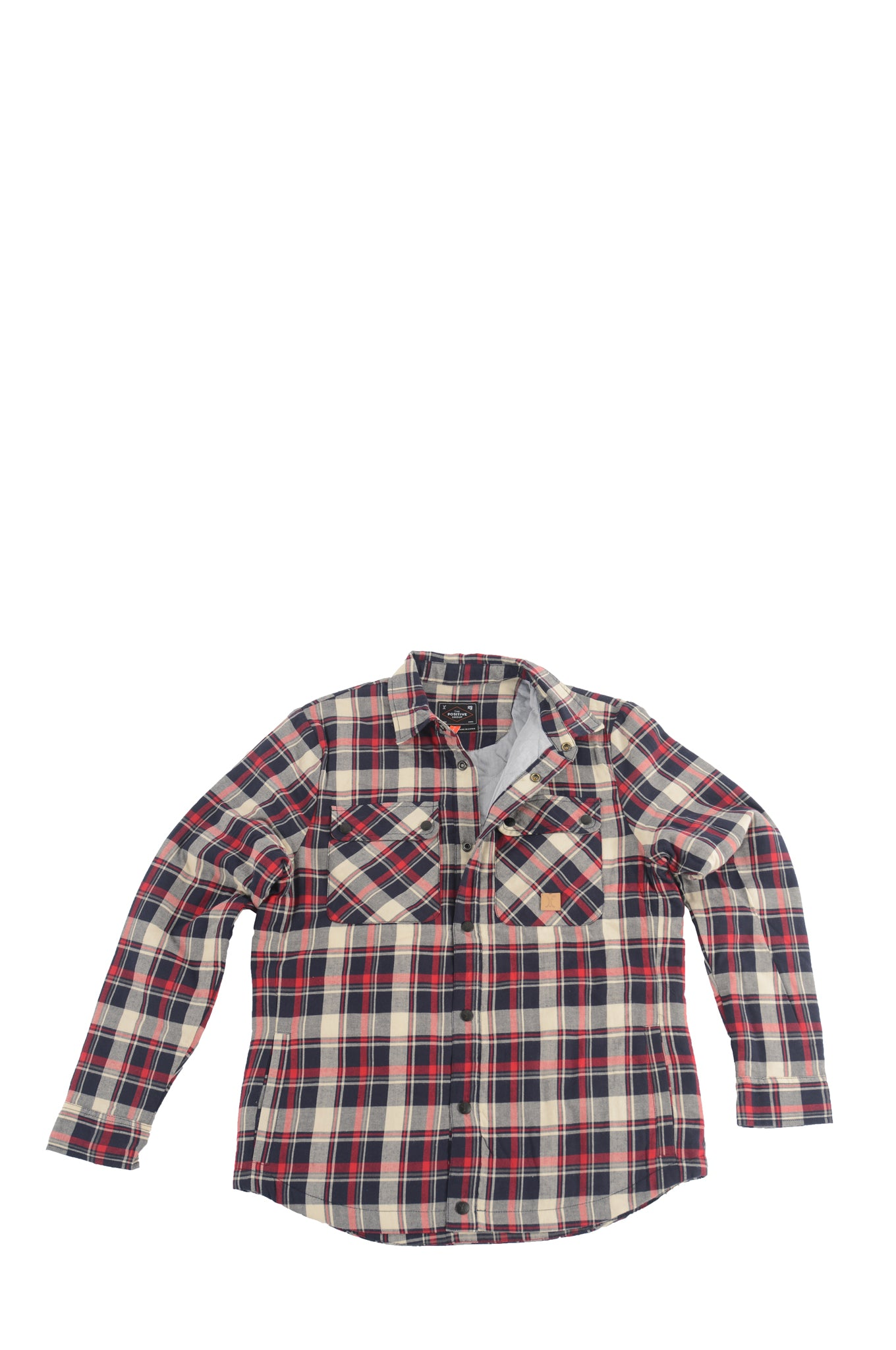 MAPLE CREEK SHIRT - MADRAS PLAID, Positive Group,
