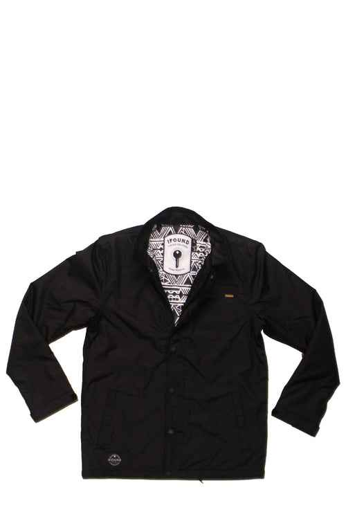 Positive Group, MURDUCK JACKET - BLACK