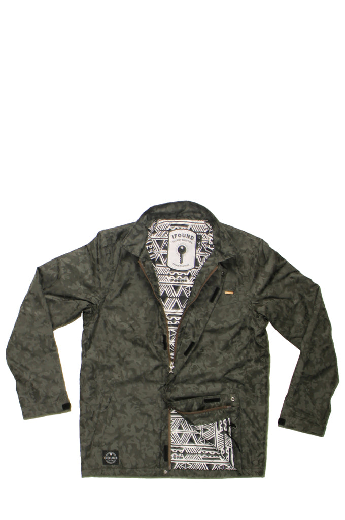 MURDUCK JACKET - CAMO, Positive Group,