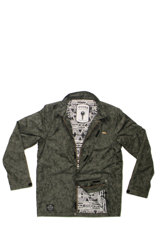 Positive Group, MURDUCK JACKET - CAMO