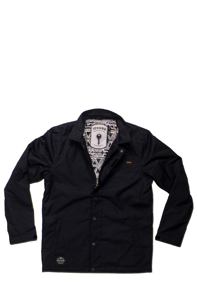 MURDUCK JACKET - NAVY, Positive Group,