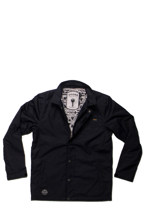 Positive Group, MURDUCK JACKET - NAVY