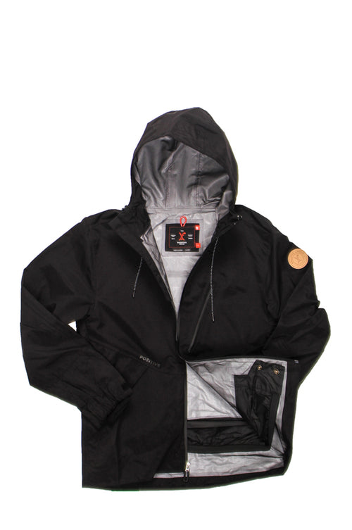 Positive Group, Rdm  jacket - jet black