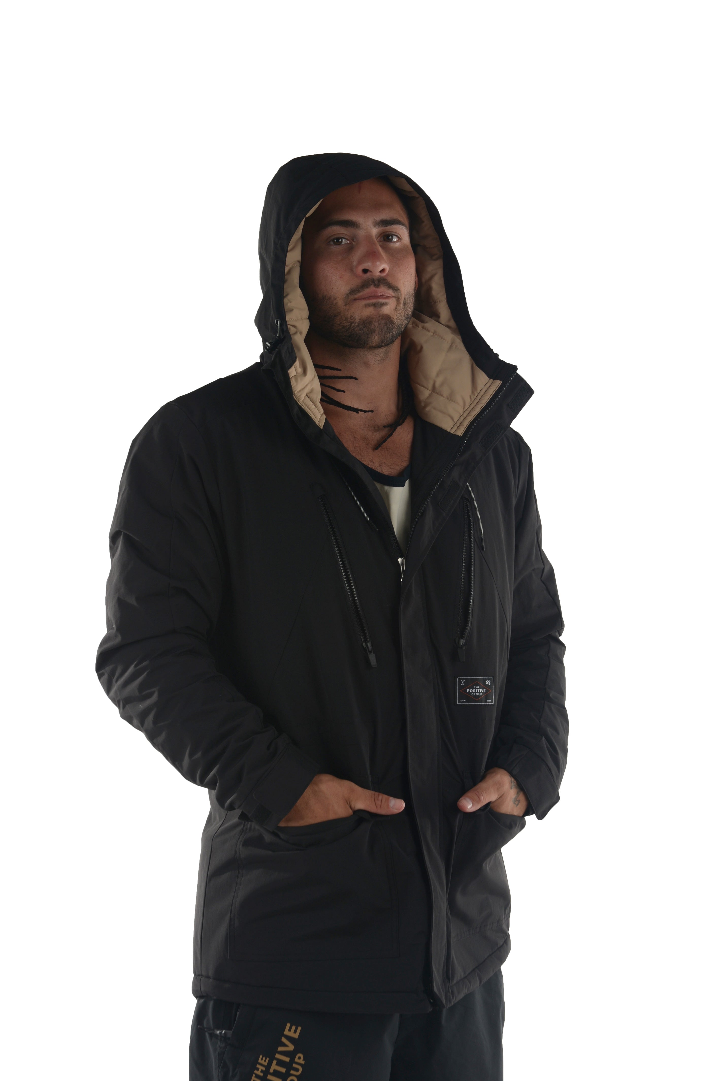 STEWART JACKET II BLACK, Positive Group, STEWART JACKET II BLACK