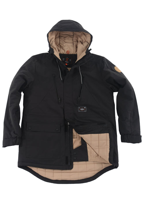 Positive Group, STEWART JACKET II BLACK