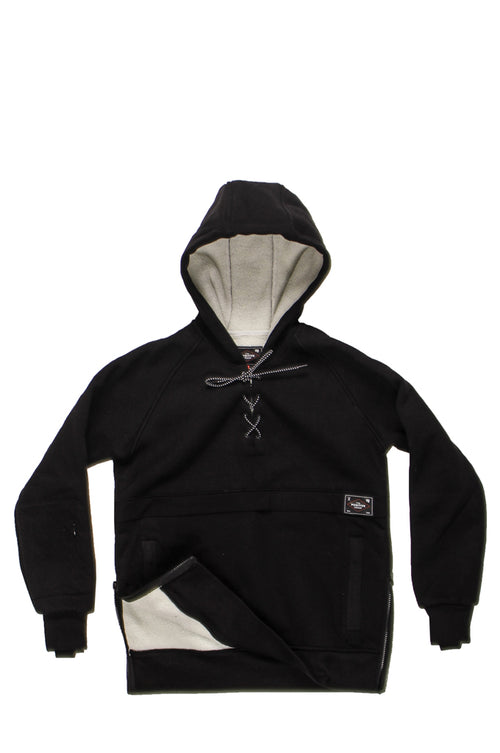 Positive Group, UPSALA HOODIE - JET BLACK   IF00133