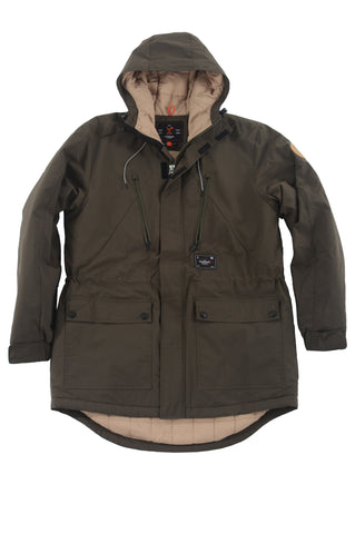 SPRUCE JACKET SOFT GREY