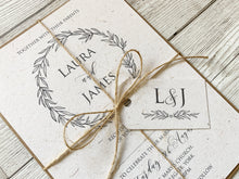 Rustic Forest Tags & Twine, Rustic Wedding, Eco Wedding, Barn Wedding, 10 Pack