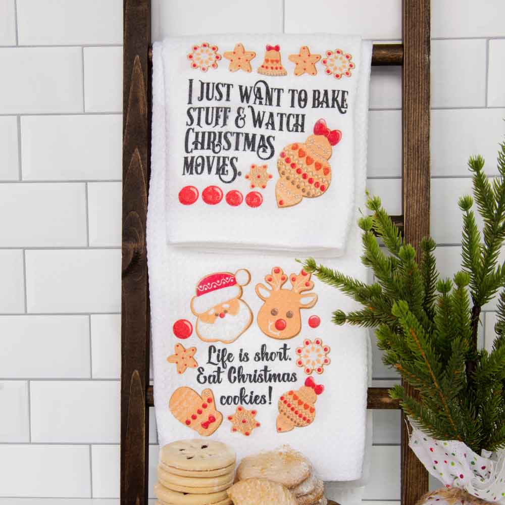 Copyright PaisleyGroveGIFTS Handcrafted Gifts Kitchen Towels