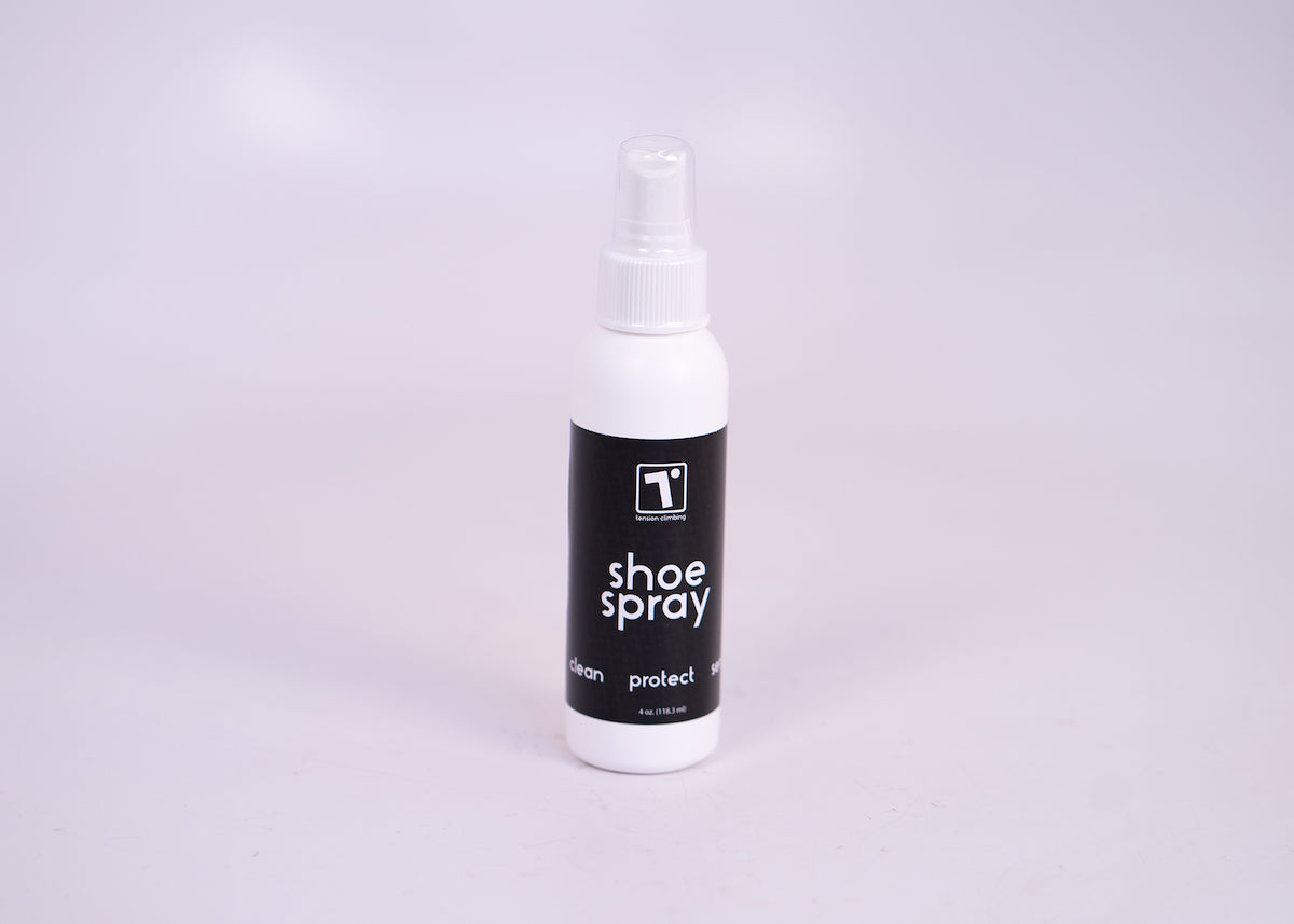 Shoe Spray - Tension Climbing