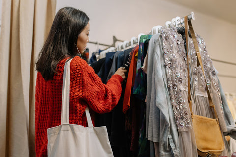 Sustainable Thrift Shopping