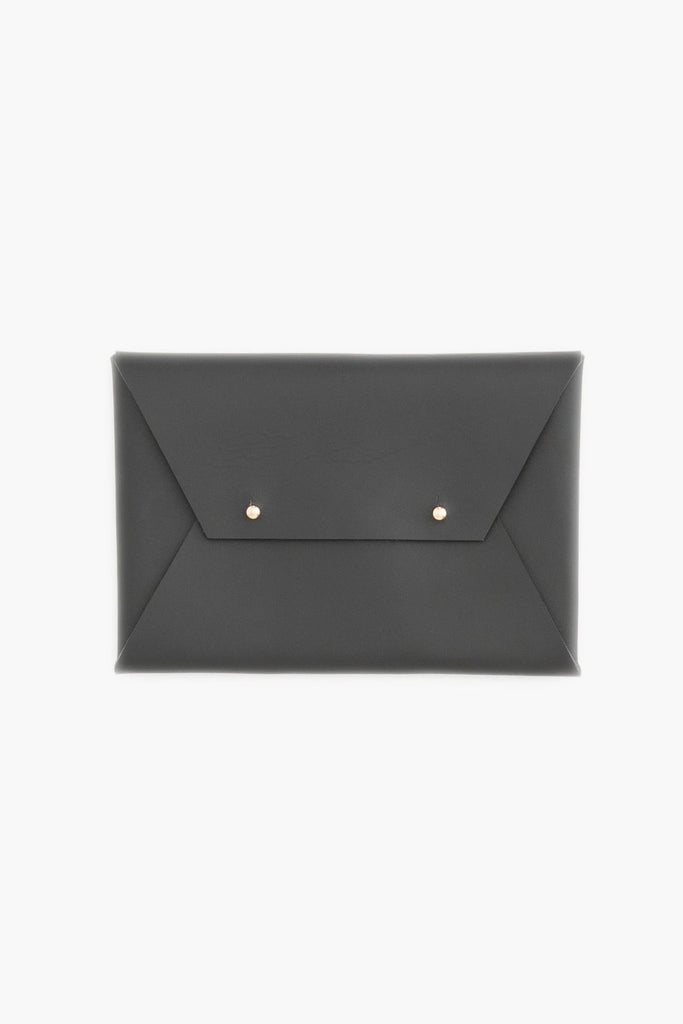 Tribe Alive Black Leather Wallet