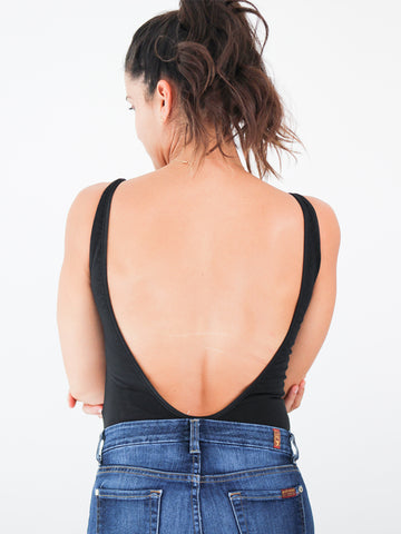 Low Back Thong Bodysuit
