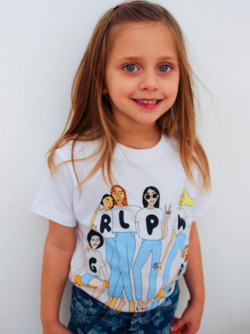 Girl Power Tshirt