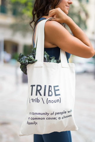 Tribe Alive Graphic Tote
