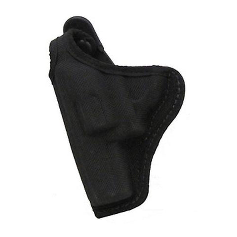 7001 AccuMold Sporting Holster - Plain Black, Size 01, Left Hand