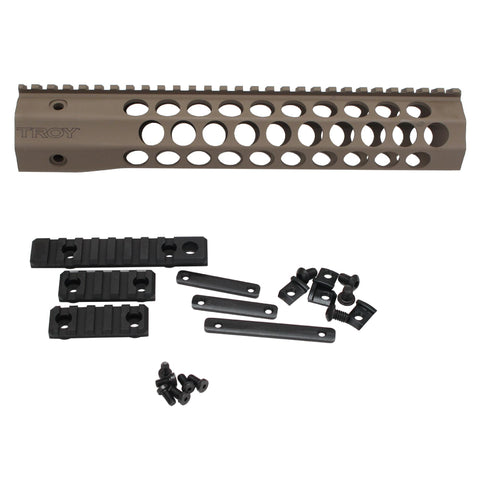 "Alpha Revolution Battle Rail, 11"" - Flat Dark Earth"