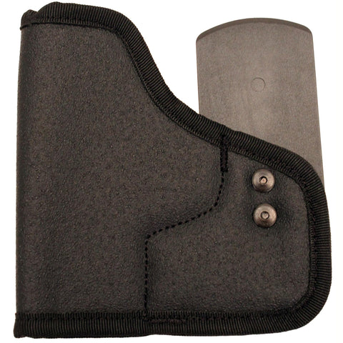 "Advanced Concealment Nylon Pocket Holster - Kahr MK9-40-PM9-40 3"", Ruger LC9-LC9s 3.12"", S&W M&P Shield 9-40 3.10"", Black"