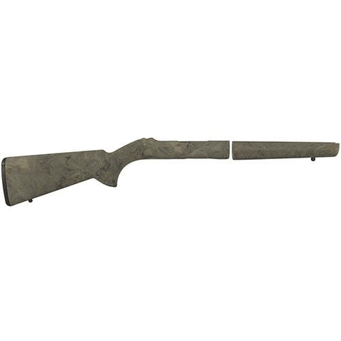 10-22 Takedown Standard Barrel Rubber OverMolded Stock - Ghillie Green