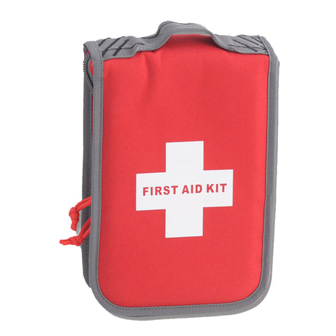Medium First Aid Kit Red