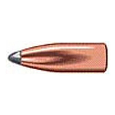 ".35 Caliber Bullets - Hot-Cor, (.358"" Diameter, 250 Grains, Spitzer Soft Point (SP), Per 50"