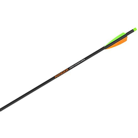 "20"" Ranger Carbon Arrows - Per 6"