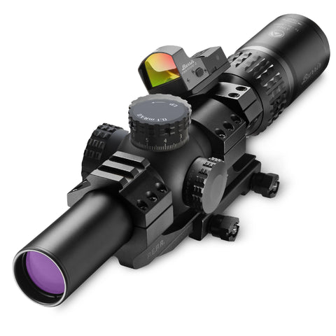 XTR II Scope - 1-5x42mm, XTR II Ballistic 5.56 Gen 3, 30mm Tube, Matte Black