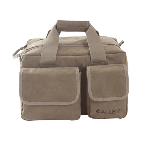 Select Canvas Range Bag Olive Green