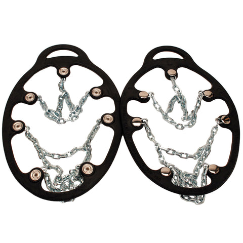 Chains Ice Trekkers - Medium, Black