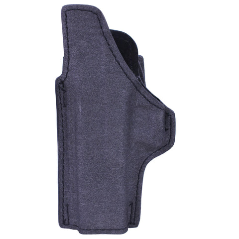 18 Inside Waistband Holster - Glock 17,22, Suede Black, Right Hand