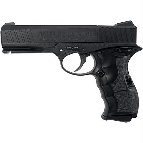 PowerLine 408 Pistol - 8-Shot BB or Pellet C02 Semi-Automatic