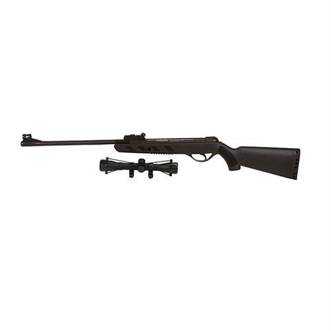 500S Break Barrel, .177 Caliber, Single Shot, Black Composite Stock