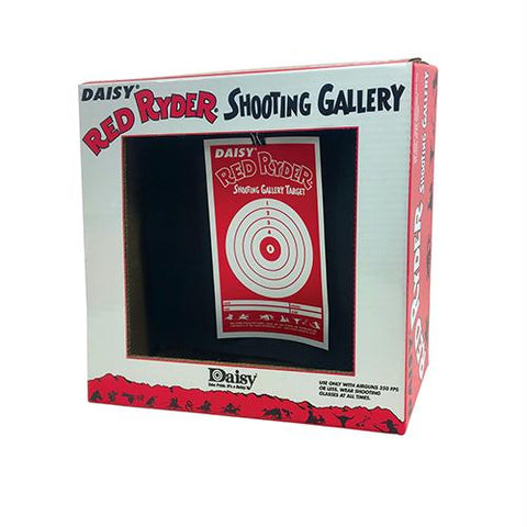 Red Ryder Shooting Gallery