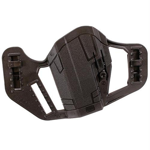 Apparition Belt Holster - Glock 19-23-26-27-32-33, Ambidextrous, Black