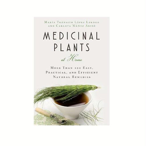 Books - Medicinal Plants At Home